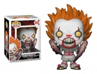 Es 2017 POP! Movies Vinyl Figur Pennywise with Spider Legs 9 cm