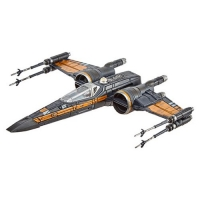 Star Wars: The Force Awakens Poe Dameron's X-Wing Diecast Modell Elite Edition 15 cm