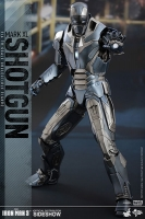 Iron Man Mark XL Shotgun Movie Masterpiece 1/6 Actionfigur 30 cm